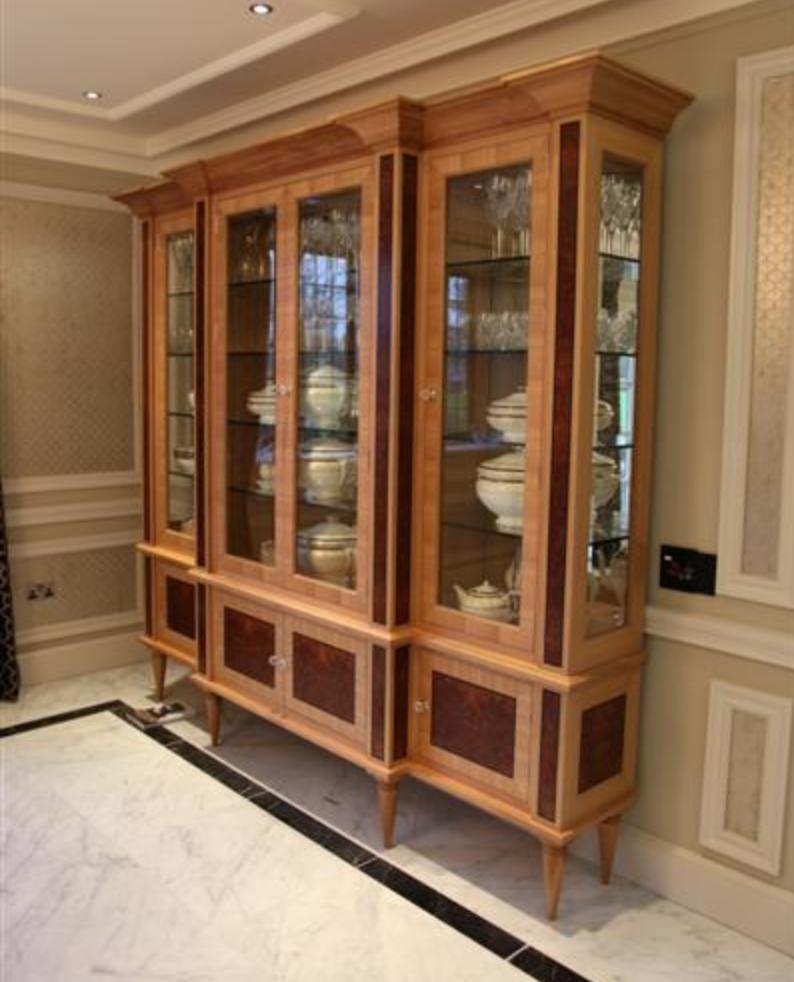Handmade Furniture Boardroom Tables Bespoke Veneering Hillside